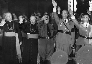 Catholic & Nazi hierarchy